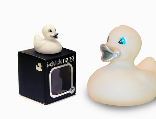 iDUCK Nano LED Glow Rubber Duck | Ducks in the Window