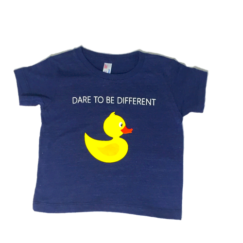 """Chatham Ducks """"Dare To Be Different"""" T-Shirt (Infant)"""