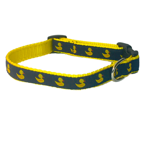 "3/4"" Rubber Ducky Pet Collars (Dog/Cat) 
