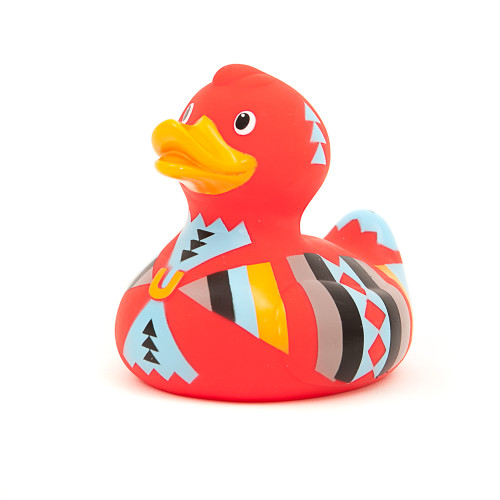Aztec Duck By Buds Ducks Collectors Rubber Duck | Ducks in the Window
