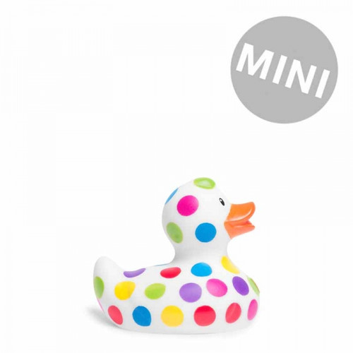 Pop Dot Duck Mini Rubber Duck Bath Toy By Buds Duck | Ducks in the Window