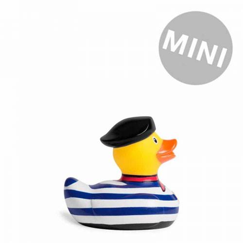 Artiste Duck Mini Rubber Duck Bath Toy by Bud Duck | Ducks in the Window