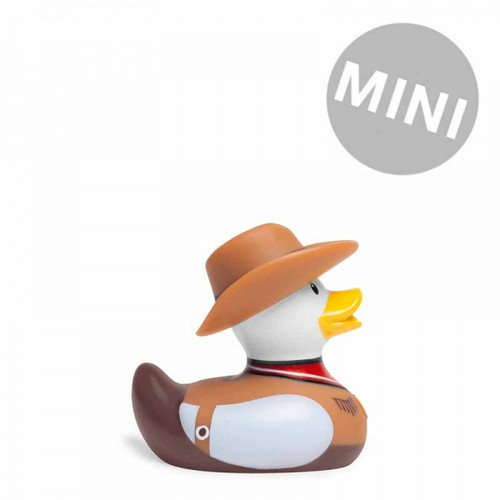 Cowboy Duck Mini by Bud Ducks Rubber Duck | Ducks in the Window