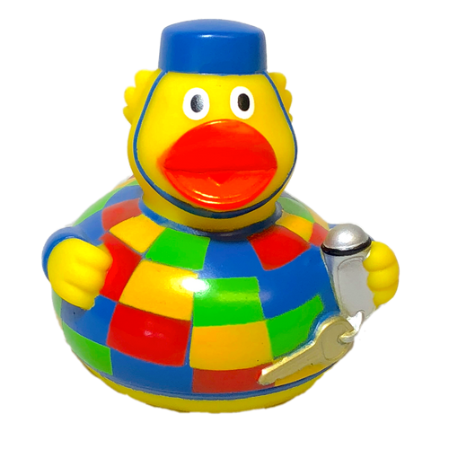 Bell Boy Valet Rubber Duck | Ducks in the Window®