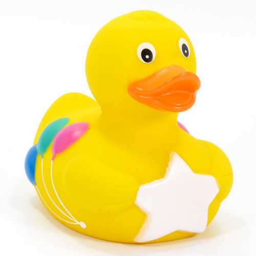 Special Occasion Personalize Rubber Duck  by Schnables   Ducks in the Window®