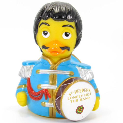 Sergeant Peepers Rubber Duck by Celebriducks | Ducks in the Window®