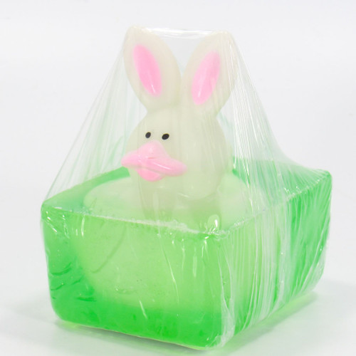 Bunny Rubber Duck Soap by Heart Land Fragrance | Ducks in the Window®