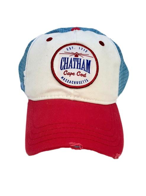 Chatham Trucker Hat by DITW Designs | Ducks in the Window®
