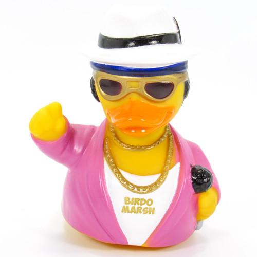 Birdo Marsh (Bruno Mars) - 24k Mallard  by Celebriducks | Ducks in the Window®