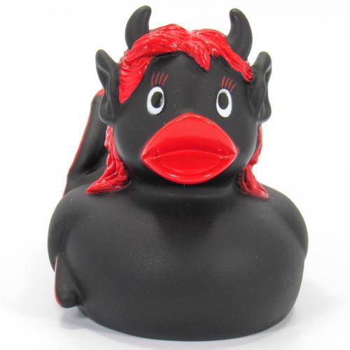 She Devil Rubber Duck by Schnabels | Ducks in the Window®