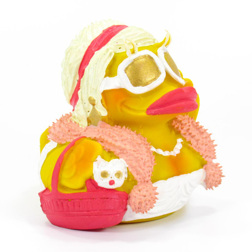 Fashionista Glamour Shopper Rubber Duck by Lanco | Ducks in the Window®