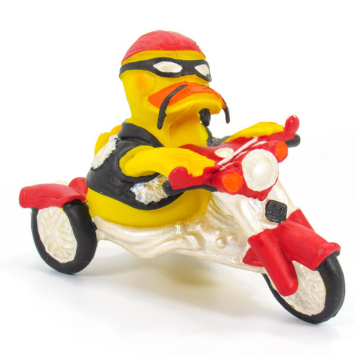 Motorcycle  Chopper Rubber Duck