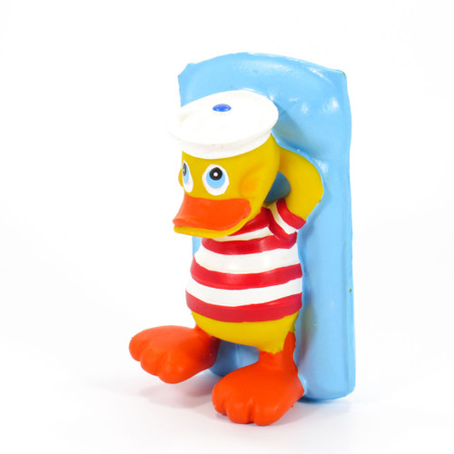 Pool Float Rubber Duck by Lanco 100% Natural Toy & Organic   Ducks in the Window®