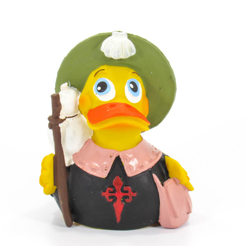 Pilgrim Rubber Duck by Lanco 100% Natural Toy & Organic | Ducks in the Window®