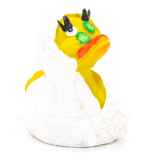 Spa Wellness Rubber Duck by Lanco 100% Natural Toy & Organic | Ducks in the Window®