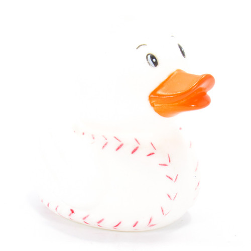 Baseball Rubber Duck by Ad Line | Ducks in the Window®