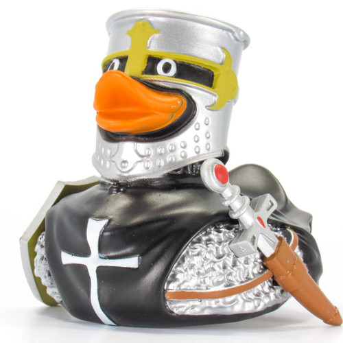 Back Knight Rubber Duck by Wild Republic   Ducks in the Window®