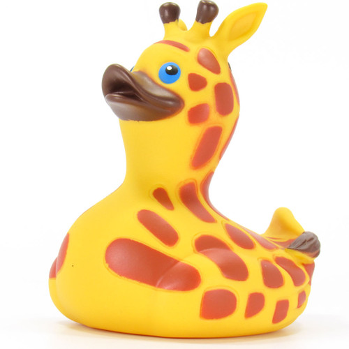 Giraffe Rubber Duck by Wild Republic | Ducks in the Window®