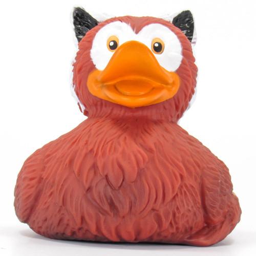 "Wild Republic Red Panda 4/"" Rubber Ducks"