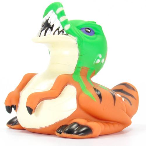 T-Rex Rubber Duck by Wild Republic | Ducks in the Window®