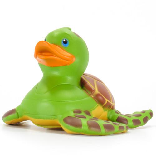 Turtle Rubber Duck by Wild Republic | Ducks in the Window®
