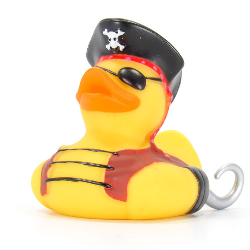 Pirate Hook Rubber Duck by Wild Republic | Ducks in the Window®