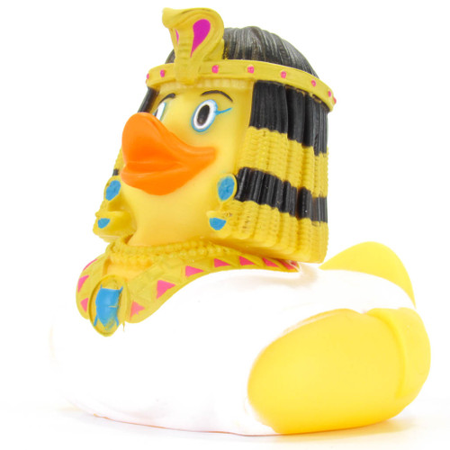 Cleopatra Egyptian Rubber Duck by Wild Republic | Ducks in the Window®