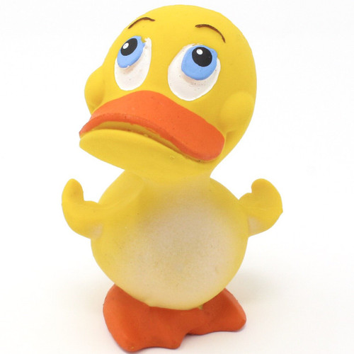 Levi Yellow Duck by Lanco 100% Natural Toy & Organic | Ducks in the Window®