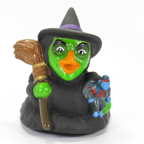The Wicked Witch from The Wizard Of Oz Rubber Duck by Celebriducks | Ducks in the Window®