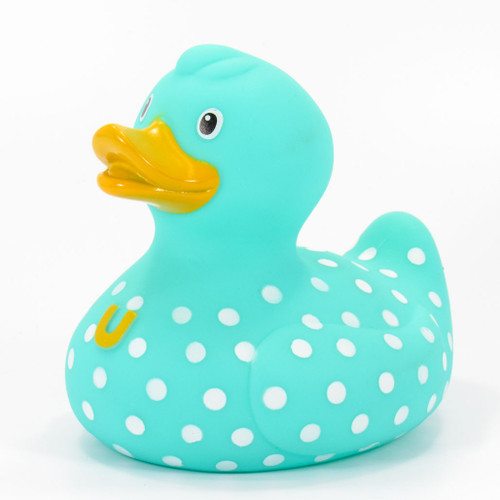Darling Rubber Duck Bath Toy by Bud Ducks | Ducks in the Window®