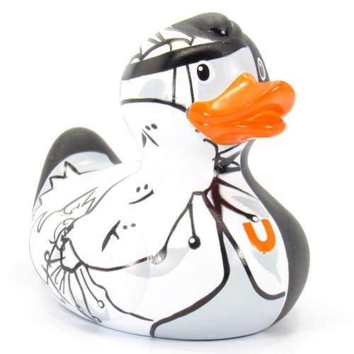 Manga (Japanese Cartoon) Rubber Duck Bath Toy by Bud Ducks   Ducks in the Window®