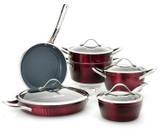 Enter to Win a Todd English Nantucket Collection Ceramic 10-Piece Cookware Set
