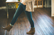 Ankle Boots for Curvy Women