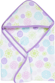 MiracleWare Muslin Hooded Towel for Baby by Miracle Blanket