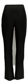 Women with Control Women's Pants Sz XXS Pull On Skinny Leg Black