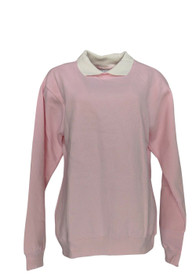 CARE Apparel Industries Inc Women's Sz XL Pull Over Long Sleeve Pink