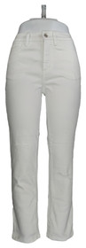 Denim & Co. Women's Jeans Sz 2 Classic Denim White A304475
