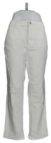 Denim & Co. Women's Jeans Sz 16 Classic Denim White A304475