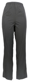 Magellan Women's Pants Sz 8 Convertible Front Zip Straight Leg Black