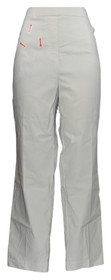 Alfred Dunner Women's Petite Pants 16P Instantyl Slims Contour Thigh White