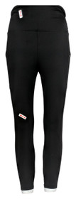 Mind Body Love Leggings Sz S Regular Ruched Waist Crop W/Pockets Black A380143