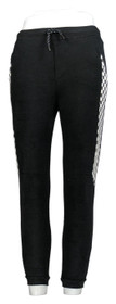 Urban Pipeline Sz M Boys 8-20 Jogger Pants Elastic Waistband Black