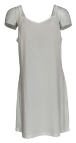 Truth + Style Camisole Sz M Cotton Blend Abstract Printed White A381303
