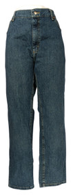 Lee Men's Straight Jeans Sz 42x30 Classic Pocketed Blue