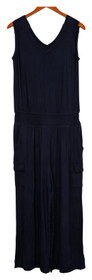 Lisa Rina Collection Jumpsuits Sz S One-Piece w/ Pockets Blue
