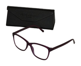 Prive Revaux The Luxe Blue Light Readers Strength +2 Black