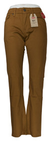 Boys 4-20 Levi's Sz 14 27x27 511 Sueded Twill Pants Camel Brown