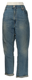 Levi's Men's Tapered Jeans Sz 38x30 541 Athletic Stretch Blue