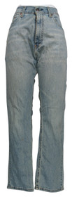 Levi's Men's Straight Jeans Sz 34x30 505 Straight Leg Relaxed Fit Blue