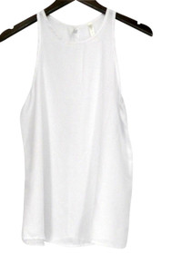 Lyss Loo Top Sz S At First Crush Tunic Natural White Womens